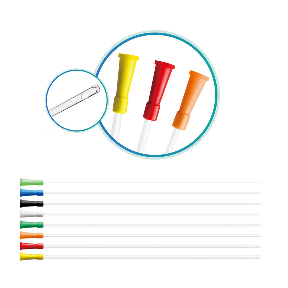 Disposable nelaton catheter
