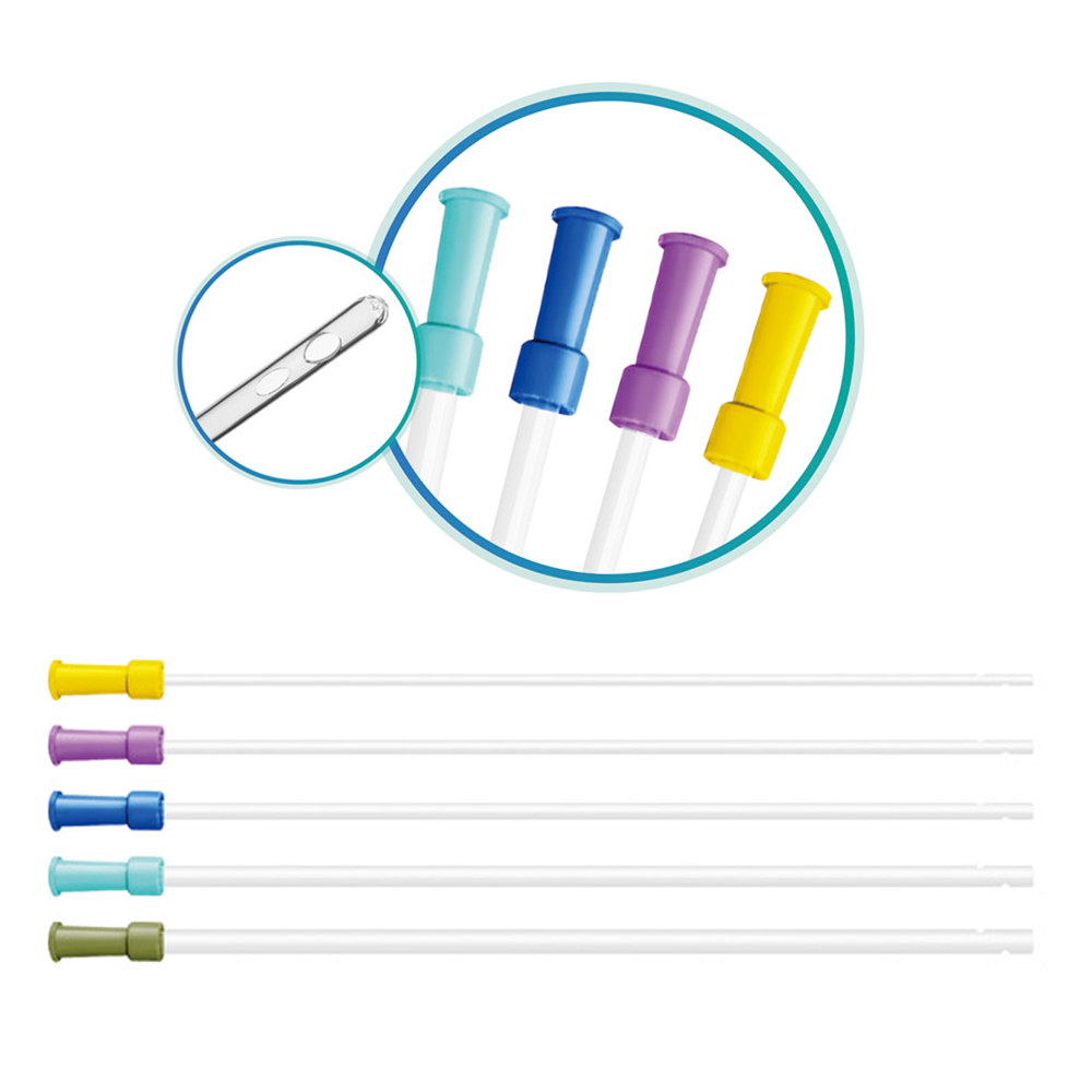 Disposable rectal tube